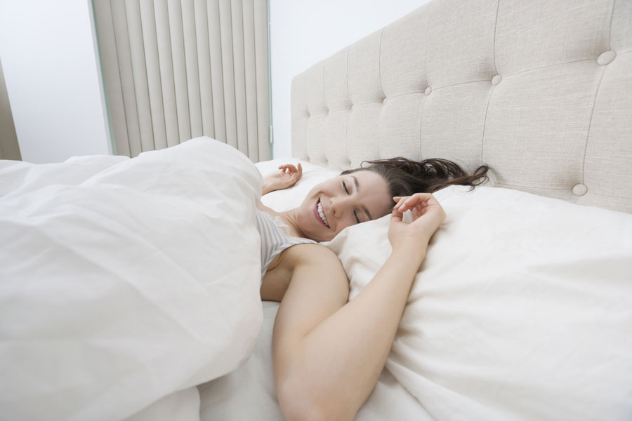 matelas pour le dos : bien dans son lit